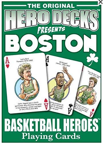 Universal Specialties Hero Deck Boston Basketball
