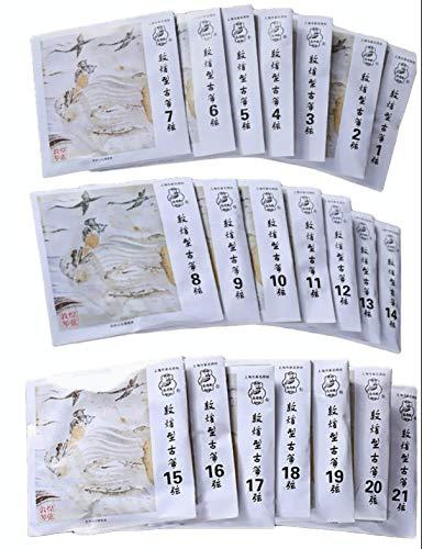 DunHuang Guzheng Saiten Typ A, ganzes Set enthält 21 Stück