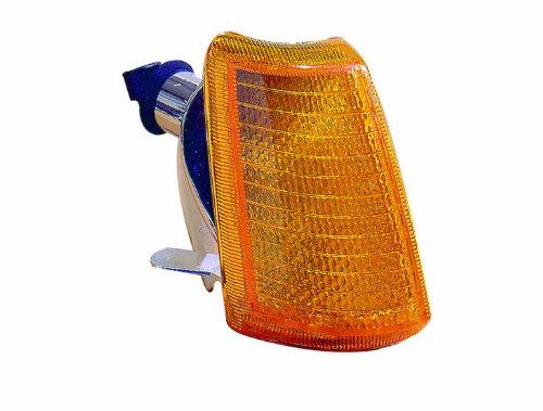 Alkar 2106275 Feu avant, sans porte-lampe, orange