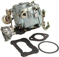 Partol 2 Barrel Carburetor Carb For Chevrolet Chevy Engine 1970-1980, 350/5.7L 1970-1975 400/6.6L