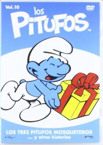 Los Pitufos 10 (Import Movie) (European Format - Zone 2) (2011) Varios