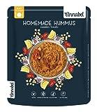 Annabel - Hummus pronto da preparare a casa, con pomodorini secchi, 250 g, confezione da 7