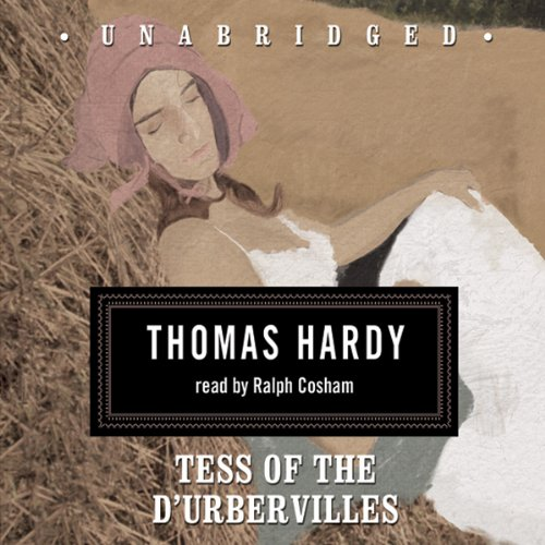 Tess of the d'Urbervilles (Blackstone) audiobook cover art
