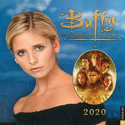 Buffy the Vampire Slayer - 2020 Wall Calendar