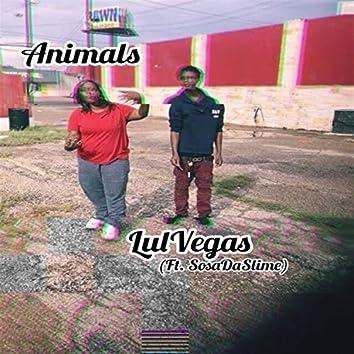 Animals (feat. VWE Tee)