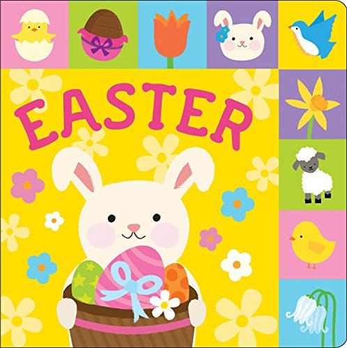 Lift-the-Tab: Easter (Lift-the-Flap Tab Books)