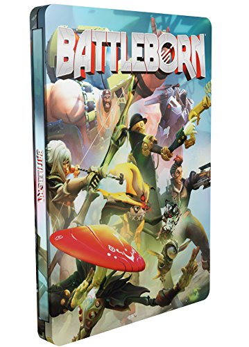 Battleborn - Steelbook Edition (exklusiv bei Amazon.de) - [Xbox One]