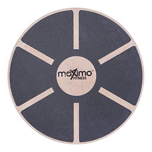 Maximo Fitness - Tabla de Equilibrio balanceadora de Madera - Producto para...