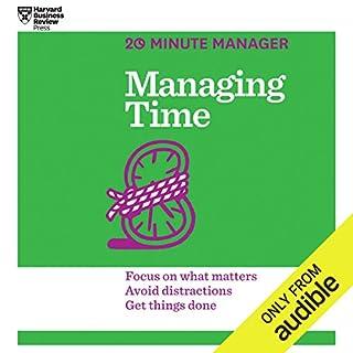 Managing Time Titelbild