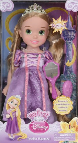 My First Disney Princesse - Rapunzel - Hauteur 38cm