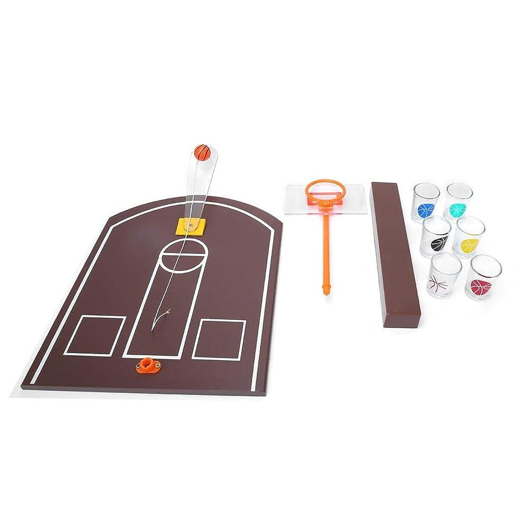 これまでセクタデータ6ガラステーブルバスケットボールスタンド付きバスケットボールスタンドバスケットボールミニゲームおもちゃ親子インタラクティブおもちゃ誕生日クリスマスギフト