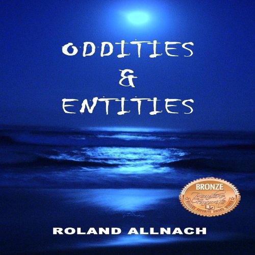 Oddities & Entities audiobook cover art