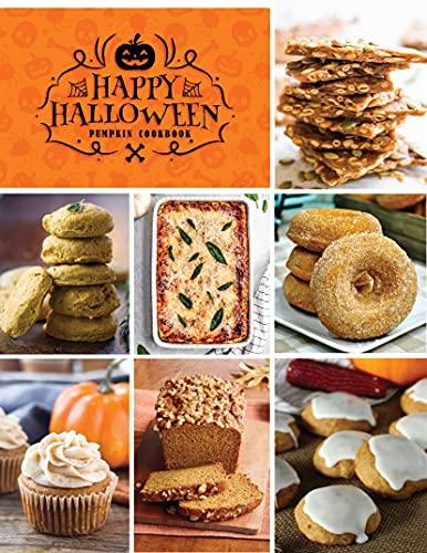 Happy Halloween Pumpkin: Sweet & Sour Cookbook by [ava adams]