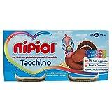 Nipiol Omogeneizzato con Tacchino - 160 gr...