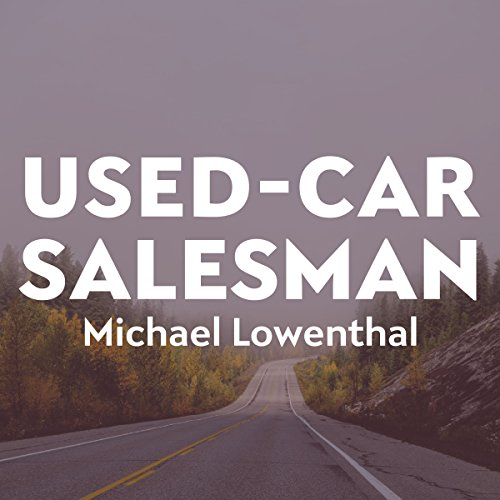 Used-Car Salesman audiobook cover art