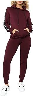 Vrouwen Trainingspak Sweatshirt Broek Sets Lange Mouw Sport Draag Casual Suit Sets Dames Top en Jogger Casual Loungewear 2...