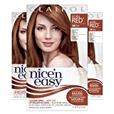 Clairol Nice'N Easy Original 6R Natural Light Auburn (Pack of 3)