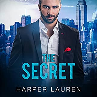 The Secret: A Billionaire Romance audiobook cover art