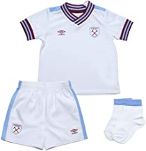 Umbro 2019-2020 West Ham Away - Kit para bebé