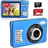 Best Digital Cameras - Digital Camera, Vologging Camera 30MP 2.7 Inch Review