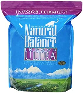 ナチュラルバランス インドア キャットフード 6.3ポンド(2.85kg)