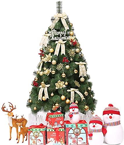 FFVWVGGPAA Arbol Navidad Árbol de Navidad Artificial Árbol de Navidad Iluminado con...