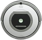 iRobot Roomba 776 Saugroboter (33 Watt, fortschrittliche Reinigungsleistung, Reinigung nach Ihrem Zeitplan) weiß/grau