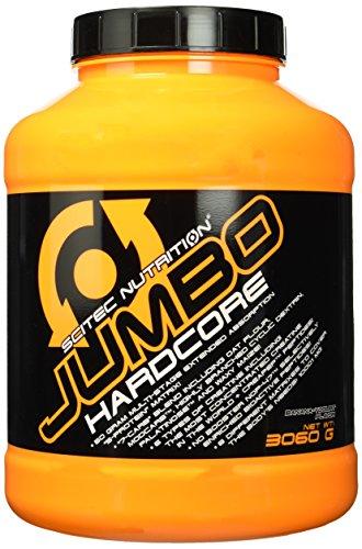 Scitec Nutritiongainer Jumbo Hardcore, Banane-Joghurt, 3060g