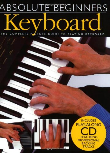 Absolute Beginners: Keyboard (large format)