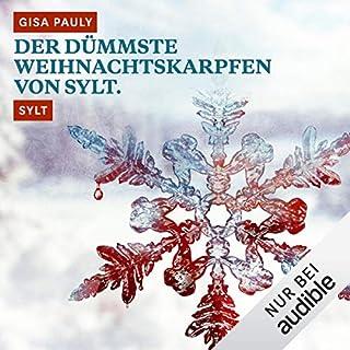 Der dümmste Weihnachtskarpfen von Sylt. Sylt Titelbild