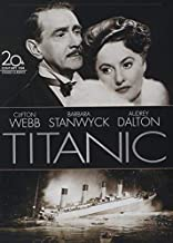 Titanic [DVD] [1953] [Region 1] [US Import] [NTSC]