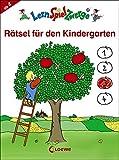 LernSpielZwerge - Rätsel für den Kindergarten