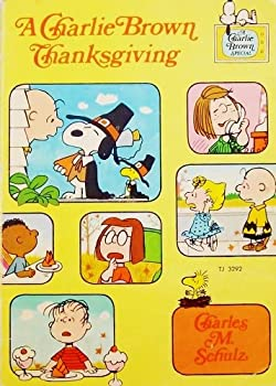 Mass Market Paperback A Charlie Brown Thanksgiving Book