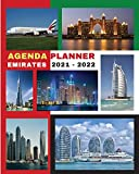 Agenda Planner 2021 - 2022 - EMIRATES: In this set of Agenda-Calendar 2021-22 you will find everything you need.