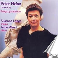Heise: Sange og Romancer (Songs of Romance) by Susanne Lange