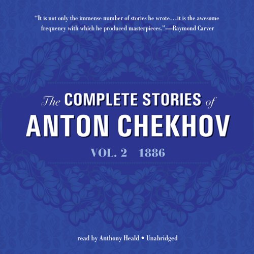 The Complete Stories of Anton Chekhov, Vol. 2 copertina