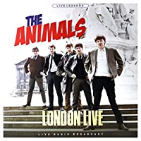 London Live (Red Vinyl)