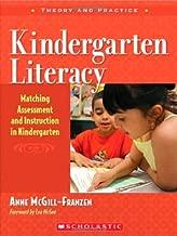 Kindergarten Literacy: Matching Assessment and Instruction in Kindergarten (Teaching Resources)