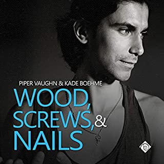 Wood, Screws, & Nails                   By:                                                                                                                                 Piper Vaughn,                                                                                        Kade Boehme                               Narrated by:                                                                                                                                 Paul Morey                      Length: 4 hrs and 30 mins     72 ratings     Overall 4.3