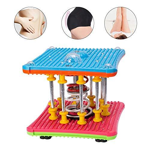 ZY Ballando Vita Twister Twisting Dance Machine Aerobica Twist Run Passo-Passo for la Perdita di Peso Si divincolava Macchina con la Musica Luci Addome Esercizio Attrezzature LOLDF1