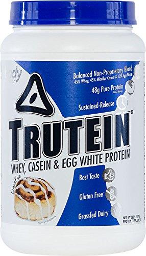 Body Nutrition Trutein Cinnabun Protein Powders, 2 lb