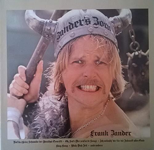 Frank Zander - Zander's Zorn - Der Andere Song - 28 250 IT, Hansa - 28 250 IT