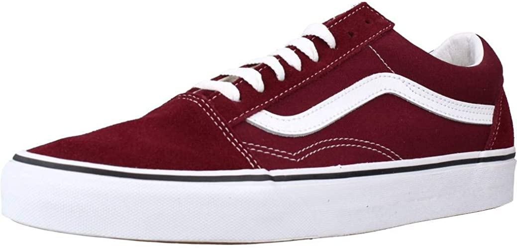 VANS Old SKOOL Zapatos Deportivos Bordeaux VN0A38G15U71