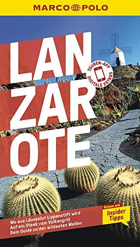 MARCO POLO Reiseführer Lanzarote: Reisen mit Insider-Tipps. Inkl. kostenloser Touren-App