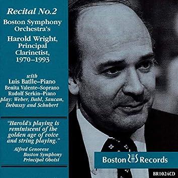 Recital No. 2