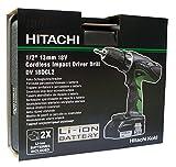 Akku Schlagbohrschrauber Hitachi DV18DCL2 - 3