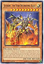 Yu-Gi-Oh! English Version MP16 - EN 235 Jizukiru, The Star Destroying Kaiju (Rare) 1st Edition