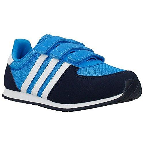 adidas Originals Adistar Racer Kinder Schuhe Sneaker Dragon M17117 Blau, Farbe:Blau, Schuhgröße:EUR 31 1/2