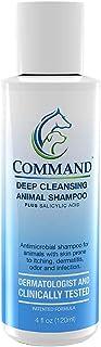 Command Deep Cleansing Animal Shampoo, 120ml