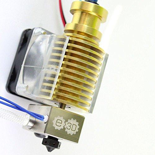 Genuine E3D V6 Gold HotEnd 12v (V6-175-GOLD-12V)